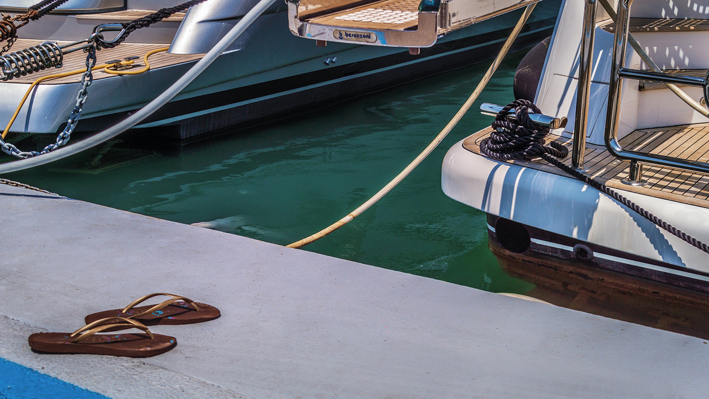 marina mooring