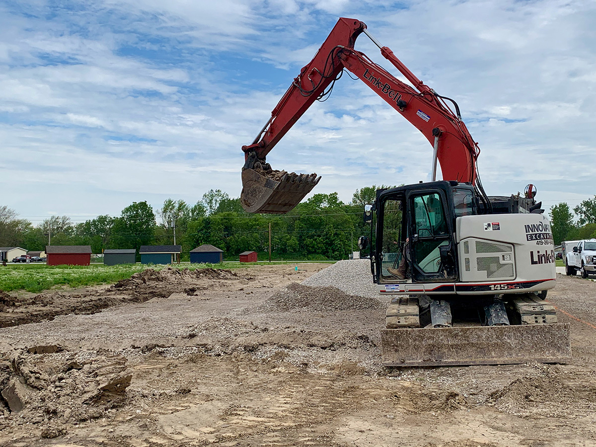 Construction Excavation