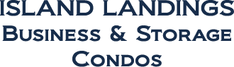 Island Landings Business & Storage Condos Logo